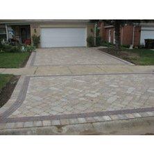 unilock pavers driveway