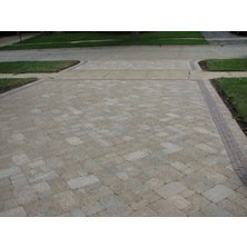 brick paver driveway chicago