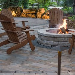 fire pit frankfort